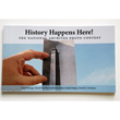N-08-2705 - History Happens Here Postcard Book