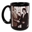 N-07-118 - Elvis and Nixon Mug