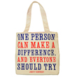 N-17-3474 - Kennedy Quote Tote