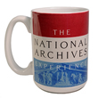 N-07-143 - National Archives Mug