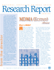 Picture of NIDA Research Report Series: MDMA (Ecstasy) Abuse