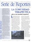 Picture of Serie de Reportes: La Comunidad Terapeutica (NIDA Research Report Series: Therapeutic Community)
