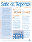 Picture of Serie de Reportes de Investigacion: Abuso de la MDMA (Extasis) - Report Series MDMA (Ecstasy) Abuse