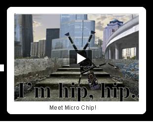 Meet Micro Chip!