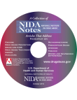 Picture of CD ROM: A Collection of NIDA Notes Articles