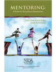 Picture of Mentoring: A Guide for Drug Abuse Researchers, Tips for Mentors and Mentees