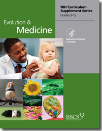Supplement cover page for 'Evolution and Medicine'