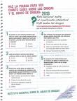 Picture of National Drug IQ Challenge, Spanish
