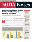 Picture of NIDA Notes Vol. 21, No. 2