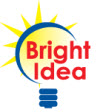 Bright Idea Award Logo