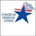 Logo for MedicalReserveCorps