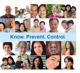 Know. Prevent. Control.