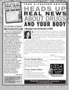 Picture of Heads Up: Real News About Drugs and Your Body- Year 02-03 Compilation for Teachers