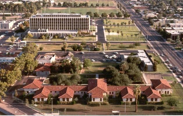 PECRB Main Campus
