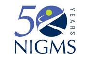 50 Years NIGMS logo