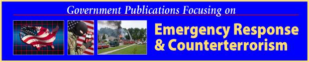 Emergency Response and Counterterrorism
