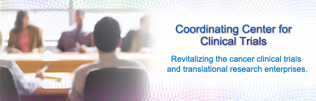 Coordinating the NCI's revitalization of the cancer clinical trials and translational research enterprises