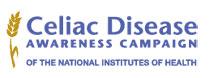 NIDDK: Celiac Disease Awareness Campaign graphic