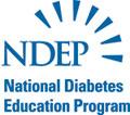NIDDK: National Diabetes Education Program graphic