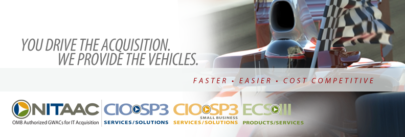 You Drive the Acquisition: We Provide the Vehicles