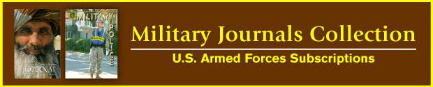 Military Journals