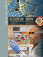 cover of The National Cancer Program: Managing the Nation's Resesarch Portfolio–2013