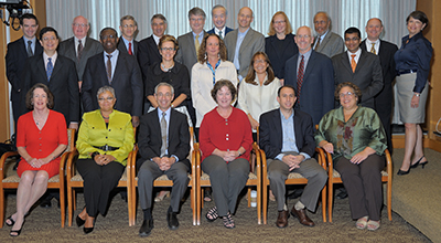 Members of the NCATS Advisory Council and CAN Review Board