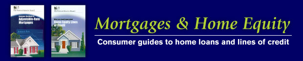 Mortgages & Home Equity Collection