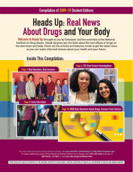 Picture of Heads Up: Real News About Drugs and Your Body- Year 09-10 Compilation for Students