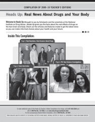 Picture of Heads Up: Real News About Drugs and Your Body- Year 09-10 Compilation for Teachers