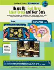 Picture of Heads Up: Real News About Drugs and Your Body- Year 11-12 Compilation for Students