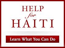 Help for Haiti logo