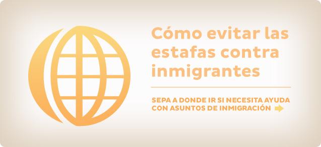 Cómo evitar las estafas contra inmigrantes: Sepa a donde ir si necesita ayuda con asuntos de inmigración