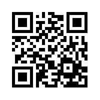 QR Code for accessing TOXMAP