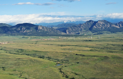 Rocky Flats National Wildlife Refuge