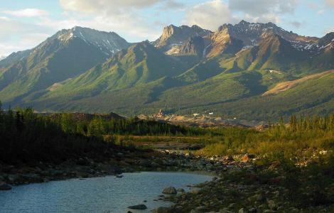 Wrangell-St. Elias National Park and Preserve Photo: National Park Service