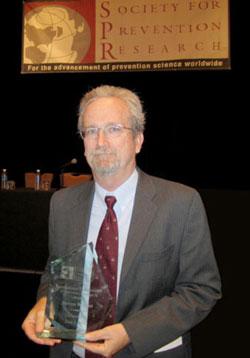 NIDA International Program Director Dr. Steven W. Gust
