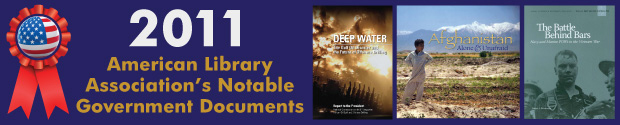 Library Journal Notable Gov Docs