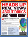 Picture of Heads Up: Real News About Drugs and Your Body- Year 04-05 Compilation for Students