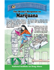 Picture of Mind Over Matter: The Brain's Response to Marijuana