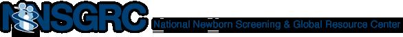 NNSGRC - National Newborn Screening and Genetics Resource Center