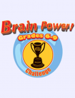 Picture of Brain Power! Challenge Posters Grade 6-9 (5 groups of 6 different posters in 1 set)