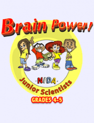 Picture of Brain Power! The NIDA Junior Scientist Prog: Grades 4-5 DVD