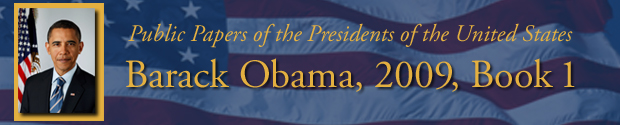 Public Papers of the Presidents-Book 1
