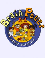 Picture of Brain Power! The NIDA Junior Scientist Prog: Grades K-1