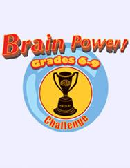 Picture of Brain Power! Challenge Grade 6-9: Science-Based Drug Abuse Information for Students