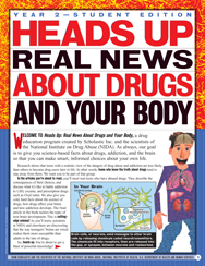 Picture of Heads Up: Real News About Drugs and Your Body- Year 03-04 Compilation for Students