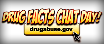 Drug Facts Chat Day Logo