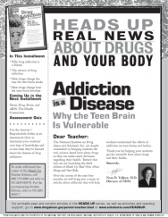 Picture of Heads Up: Real News About Drugs and Your Body- Year 04-05 Compilation for Teachers