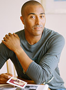 Colin Jackson's DNA test revealed European, native American and sub-Saharan African heritage